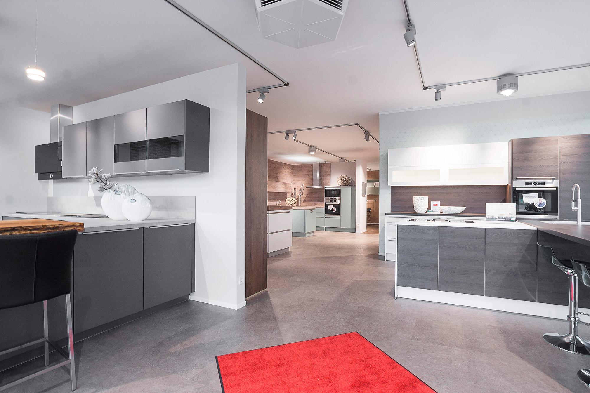 Küchenausstellung von Küchen Vogt
